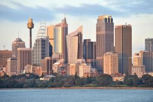 Marcus Clinton Photography Sydney skyline