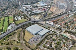 Marcus Clinton Photohgraphy Sydney aerial shot